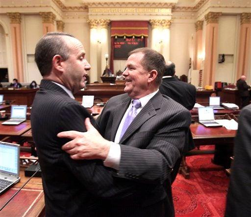 The Homoerotic Photos of a Closeted Anti-Gay Republican Politician