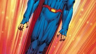 Superman's New look has been Revealed
