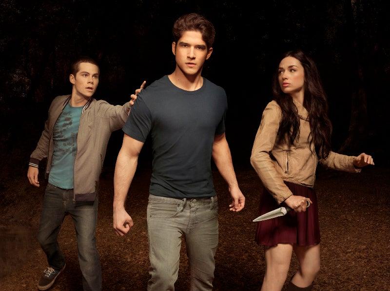 Teen Wolf Season 2 Promo Photos