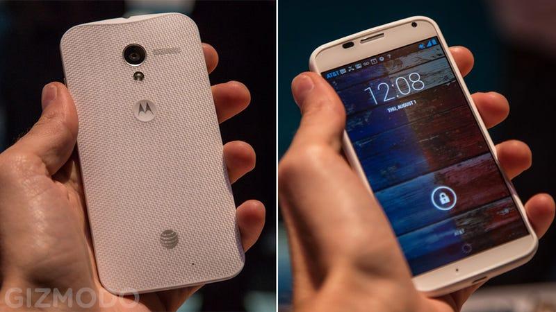Análisis del Moto X: el móvil Android para todos