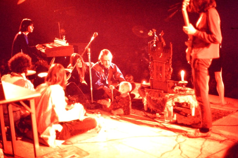 """John Lennon wrote """"Come Together"""" for Timothy Leary but pot ruined it"""