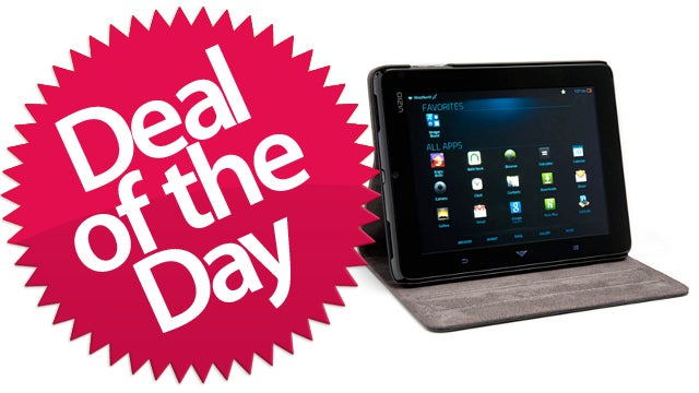 The Vizio VTAB1008 Tablet Is Your Couch-Potato Deal of the Day