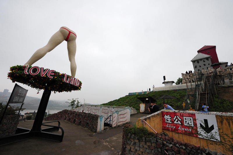 Sex Theme Park Has Chinese Hot & Bothered