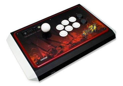 Street Fighter IV FightStick Tournament Edition Is $150 in February