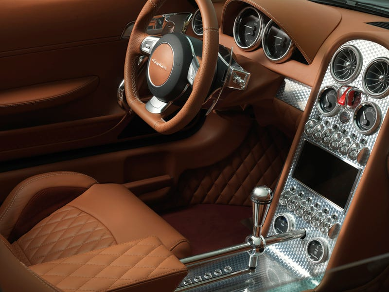 Meet The Outstanding Spyker B6 Venator Spyder