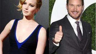 Jennifer Lawrence and Chris Pratt are the two most profitable actors...