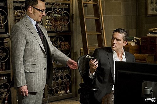 Person of Interest Episode 1.21 Many Happy Returns Gallery