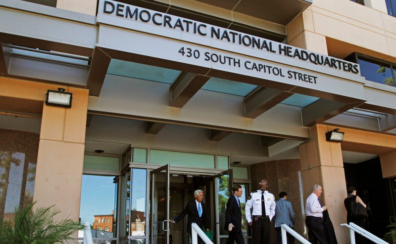 It Wasn't Just the DNC: Somebody Hacked the DCCC, Too