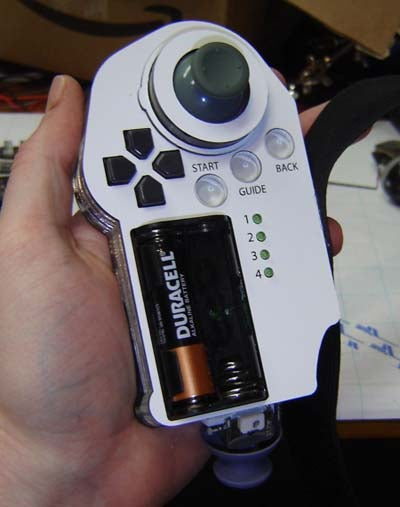 One-Handed Xbox 360 Controller (Take 2)