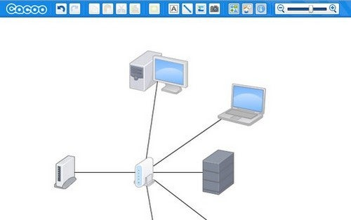 Cacoo Makes Diagram Creation and Collaboration Simple