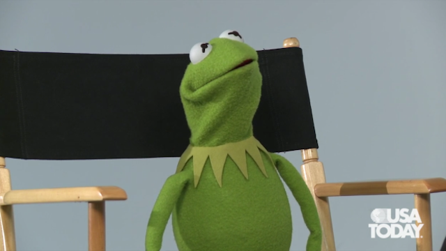 Kermit the Frog Is Not a Fan of Twitter