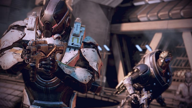 Mass Effect 3 Writer: More People Should Be Creating Complex Female Video Game Characters