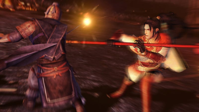New Dynasty Warriors 6: Empires Trailer and Screens