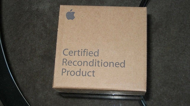 Check For (But Don't Buy) Extended Warranties When Buying Refurbished