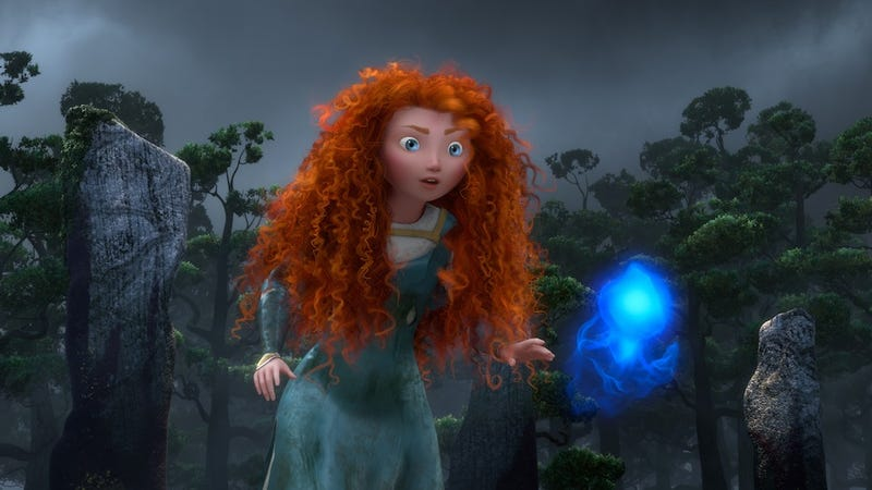 We've seen the first 30 minutes of Pixar's Brave!