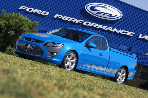New FPV Lineup Leads Ford Attack On Aussie Muscle Market