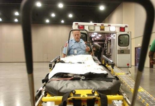 America's Ambulances Upgrade For XL-Sized Patients