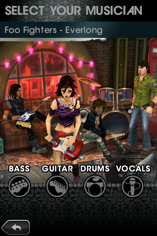 Rock Band Gallery