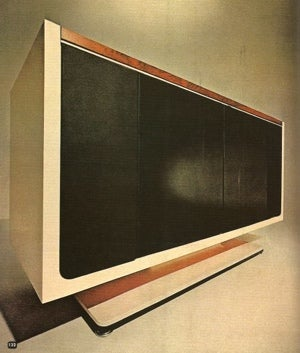 RCA's 1969 Two Thousand TV Was Computerized Vision of Future, for $2,000
