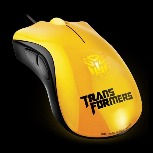 The Transformers-Branded Gaming Accessory Hole Has Been Filled
