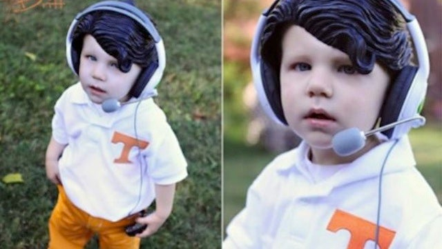 This Evening: Toddler Derek Dooley, Who Has Just As Many SEC Victories This Season As The Real Derek Dooley