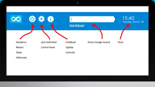 Start Screen Unlimited Puts Gadgets on Windows 8 Start Screen