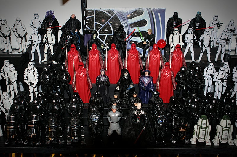The Biggest Star Wars Collection in the Galaxy