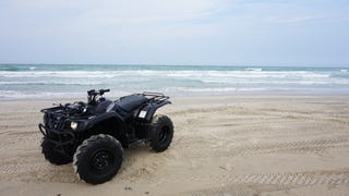 2009 Yamaha Grizzly 350: The Oppositelock Review