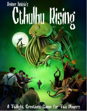 Cthulhu Rising, Abstract German Style