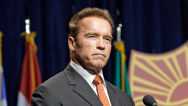 Arnold Schwarzenegger Is Still Talking About Being a Bad, Bad Man