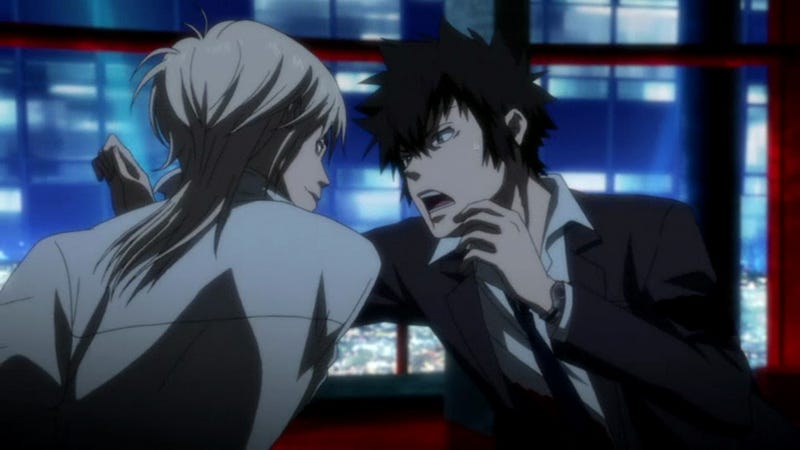 The Second Half of Psycho Pass Isn't Perfect, But it's Still Worth a Watch