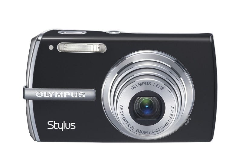 Olympus Rolls Out Stylus 820, 830 and 1200, a Trio of Pretty, Pocketable Minishooters