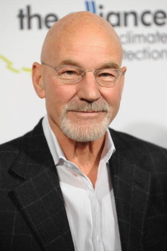 "Patrick Stewart: ""The Truth Is That Domestic Violence Touches Many Of Us."""