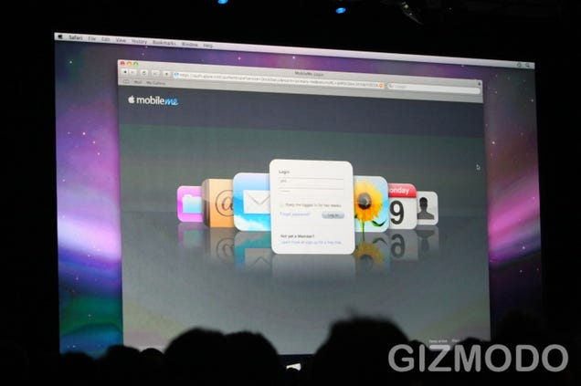 """Apple MobileMe Official: Sync For the """"Rest of Us"""""""
