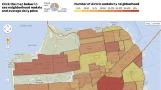 Damning Analysis Shows Airbnb's Impact on San Francisco Housing