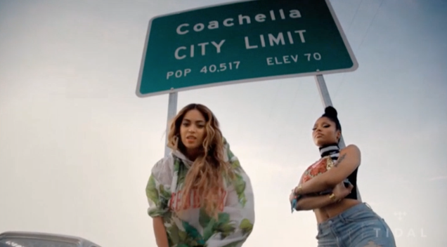 Nicki Minaj and Beyoncé Attempt to Live Like Normal Humans in New Video