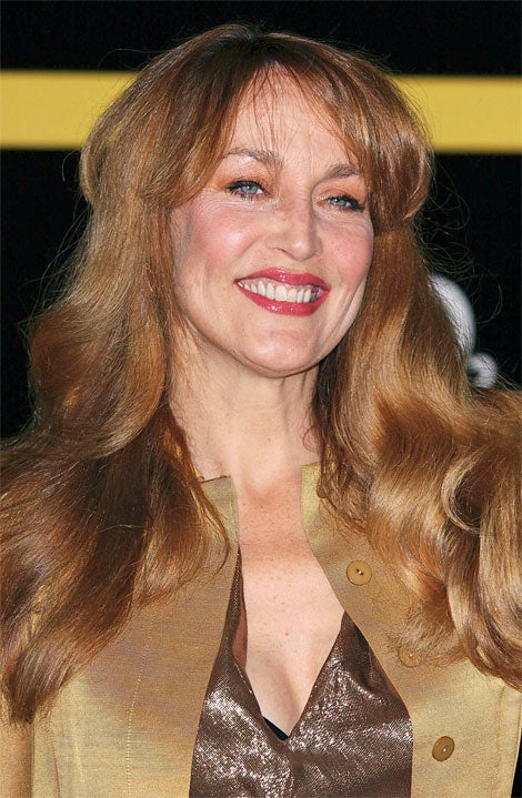 Texas Blonde Jerry Hall: Now With More Brunette