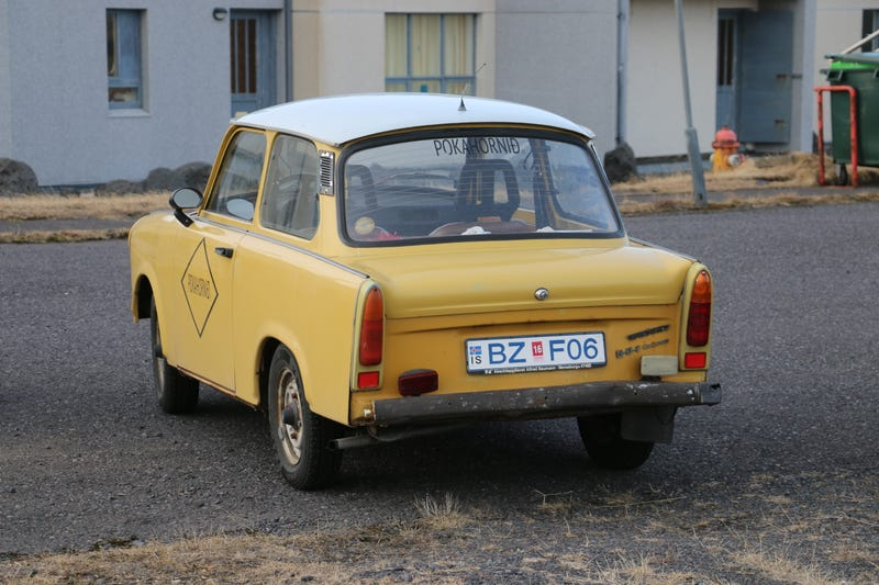 How I Found The Most Remote Trabant On Earth