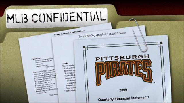 MLB Confidential: The Financial Documents Baseball Doesn't Want You To See, Part 1