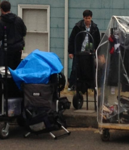 Grimm - Set Photos