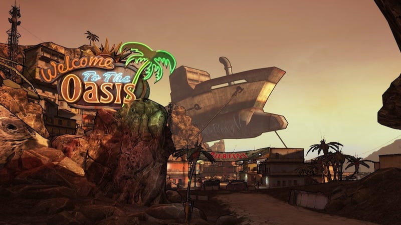 One Easy Tip For Finding Buried Treasure In Borderlands 2's New Pirate DLC