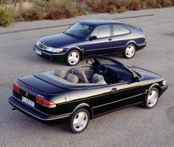The Seven Cars That Killed Saab