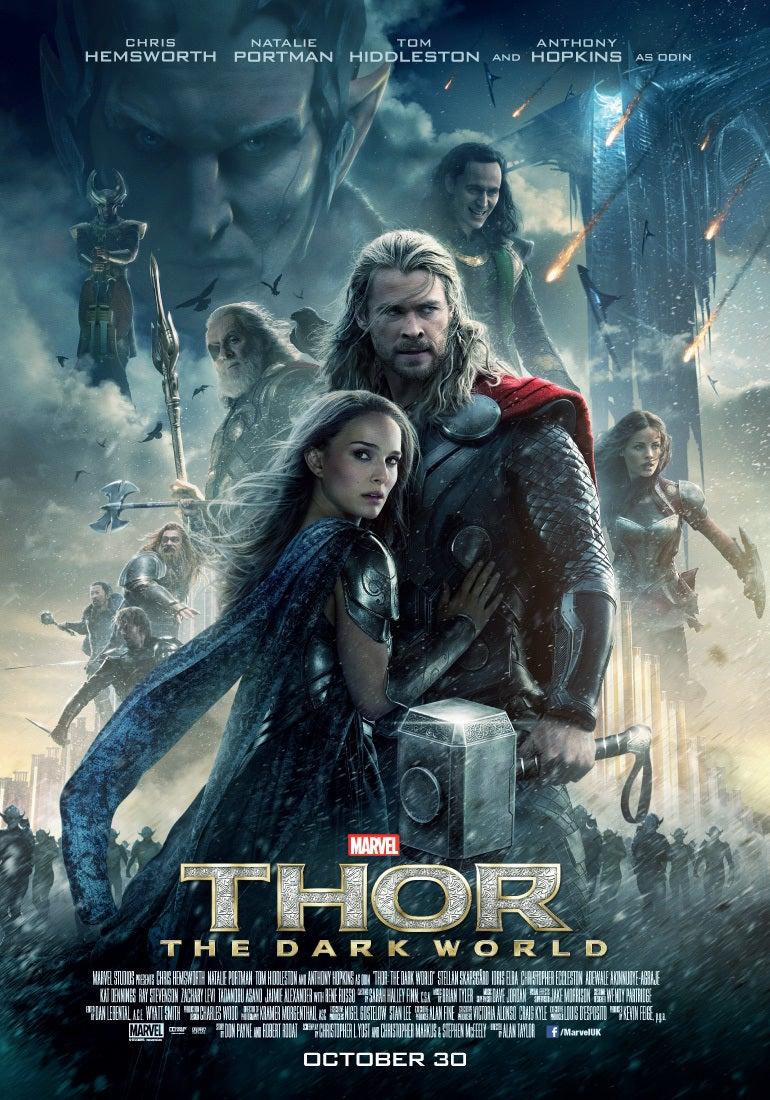 Thor 2 Feelings Post!