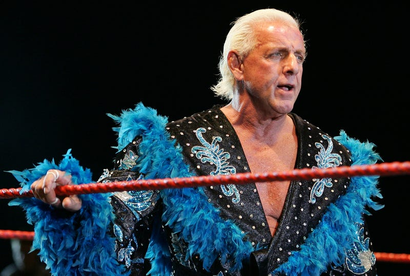 Ric Flair Claims He's Received Death Threats From Panthers Fans