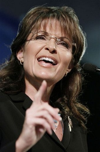 "Sarah Palin: ""Mama Grizzlies"" Are Anti-Choice"