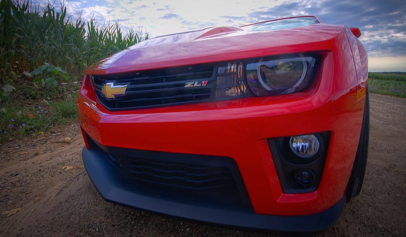 Chevrolet Camaro ZL1 Convertible: The Jalopnik Review