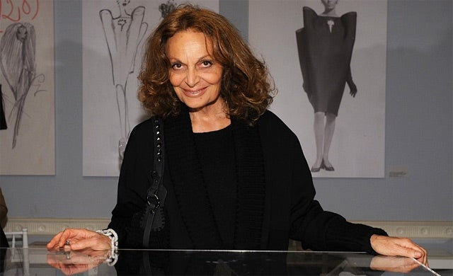 Diane von Furstenberg Injured in Skiing Accident