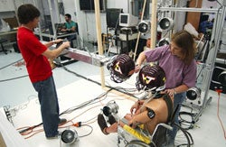 Holy Hell, This Is How Football Helmets Are Concussion Safety-Tested