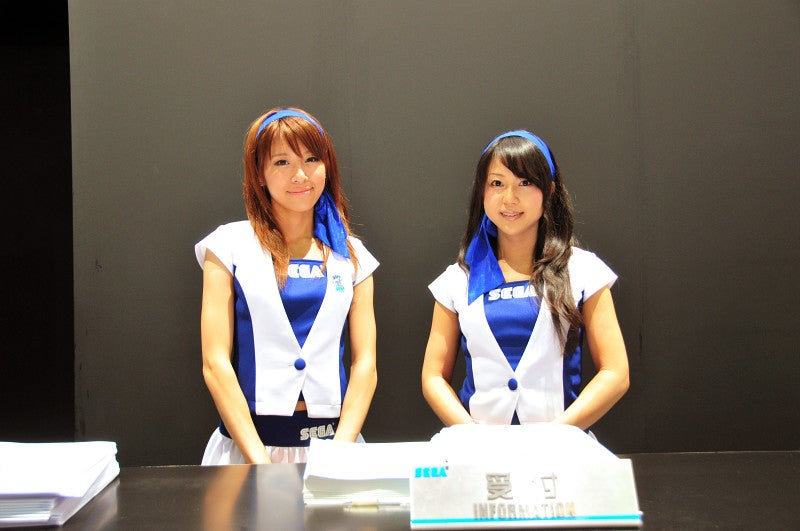 The Games, the Girls, and Prizes of Japan's Amusement Machine Show