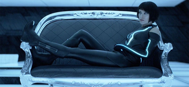 The Tron Legacy Trailer In Sexy High Definition Now Online